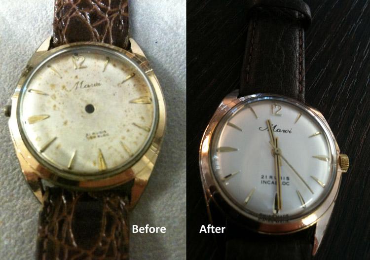 Super Horloge reparatie | COCO Goud & Edelsmid JH73